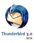 Thunderbird 3.0 beta 3